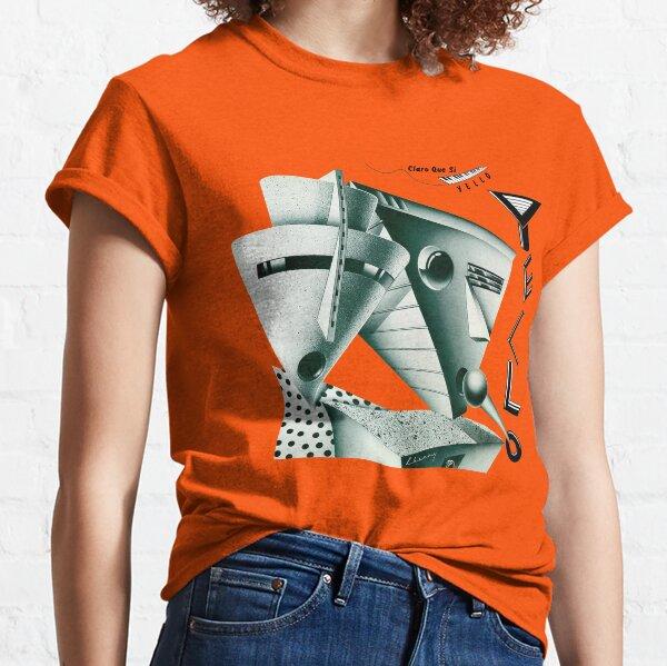 YELLO - CLARO QUE SI Classic T-Shirt