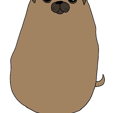 PUGTATO by zoeandsons