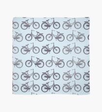 Bicycle Pattern Scarf