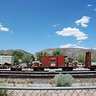 Caliente, NV 13033 by gail anderson