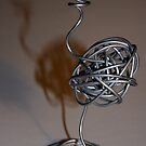 Brain Knot by Mathew Reed