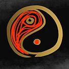 Tao (yin yang) by ArthurDurkeeArt