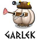 Galek Dalek by ToneCartoons