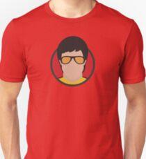 Camiseta unisex Bruce