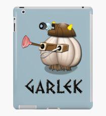 Galek Dalek iPad Case/Skin