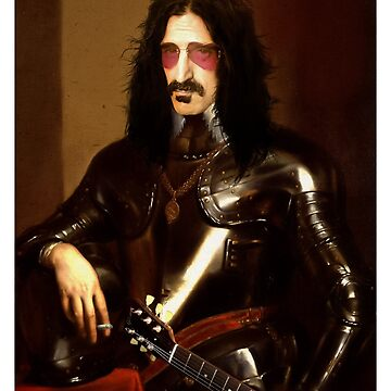 King Frank Zappa by whermansehr
