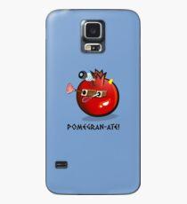 DALEK POMEGRAN-ATE! Case/Skin for Samsung Galaxy