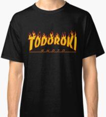 Todoroki Shoto Thrasher (Fire) Classic T-Shirt
