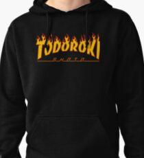 Todoroki Shoto Thrasher (Fire) Pullover Hoodie