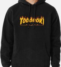 Todoroki Shoto Thrasher (Feuer) Hoodie