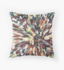 Abstract by Peter Hakala Throw Pillow