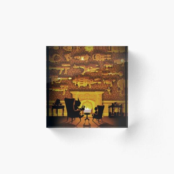 Ratchet and Clank - History Acrylic Block