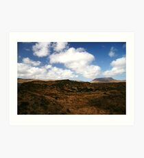 This is Donegal...... Art Print