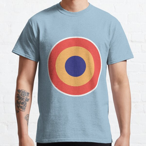 Keith Moon Roundel Classic T-Shirt