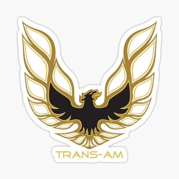Trans-Am Firebird Sticker