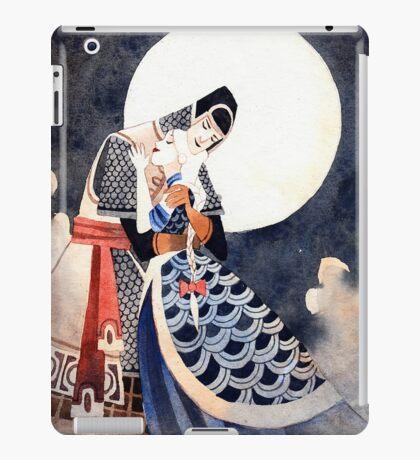 Good Night, My Knight iPad Case/Skin