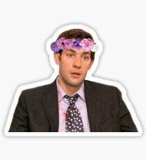 Befuddled Jim Sticker
