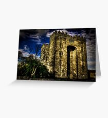 Bunratty Castle - Co. Clare Ireland Greeting Card