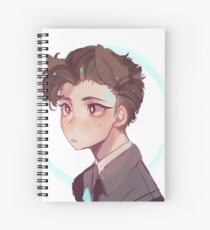 Connor dbh Spiral Notebook