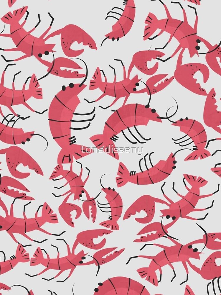 Red Lobster by tonadisseny