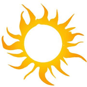 sun - summer  by thnatha