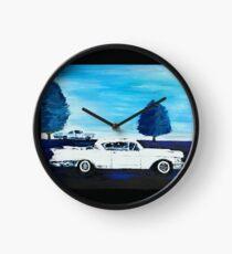 Classic Cadillac Clock