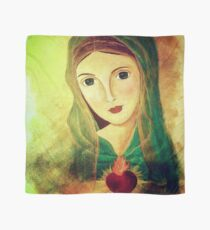 Sacred Heart of Mary Scarf