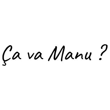 How are you Manu? by azria