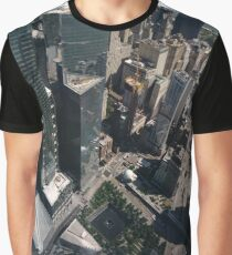Manhattan, New York City, downtown, #Manhattan, #NewYorkCity, #downtown,  Graphic T-Shirt