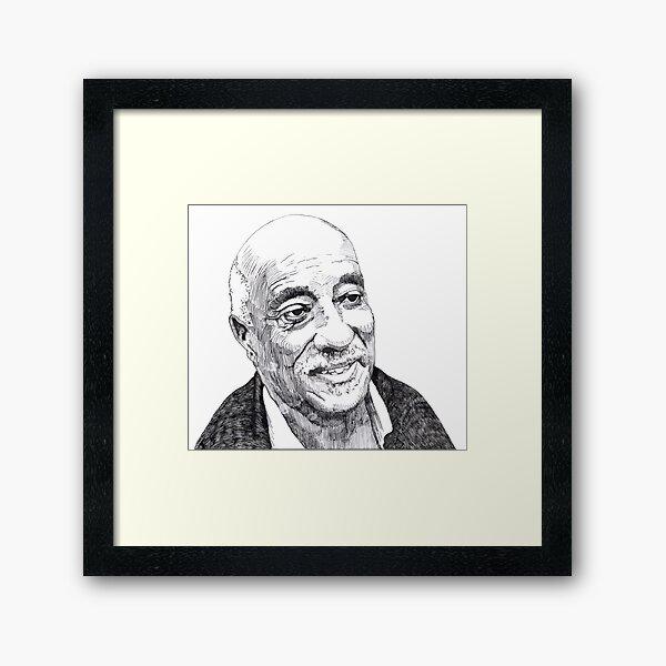 Mulatu Astatke Framed Art Print