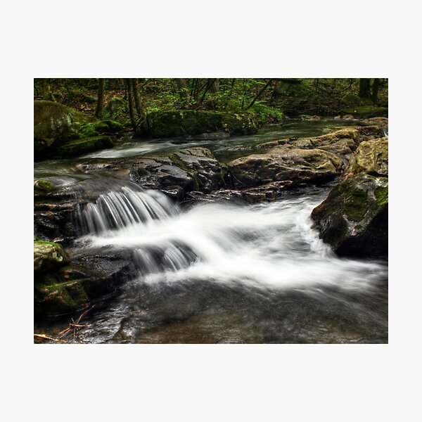 Silky Smooth Photographic Print