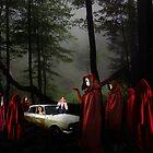 Zu weit in den Wald gegangen, wurden sie nie wieder gesehen von Nadya Johnson