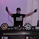 DJ T-Rock by WeeZie