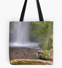 Laturell Falls Bottom Tote Bag