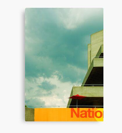 natio Canvas Print