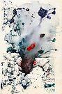 abstrakte Aquarell Fantasie von Marianna Tankelevich