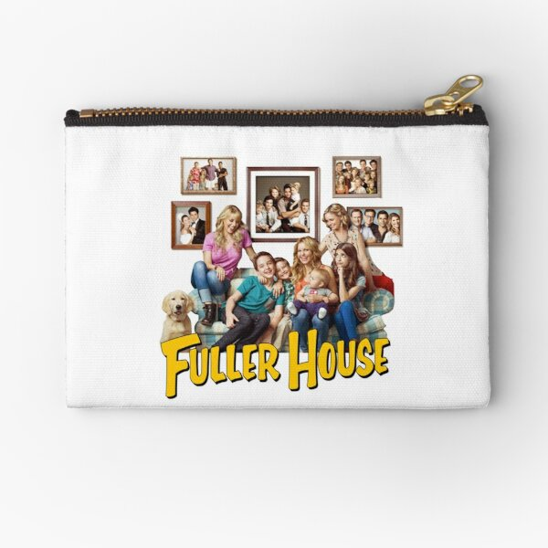 Fuller House Cast Merch Zipper Pouch