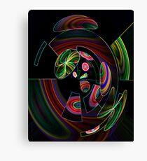 Quixotic Rainbow Leinwanddruck