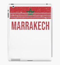 Marrakech Vacation Souvenir iPad Case/Skin