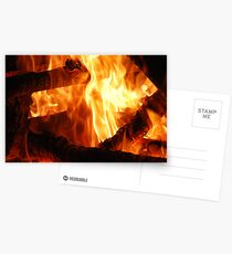 Winter's Warmth Postcards