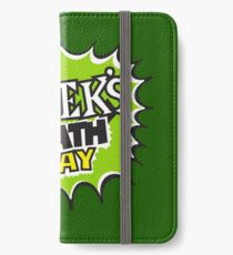 Daleks Death Ray iPhone Wallet/Case/Skin