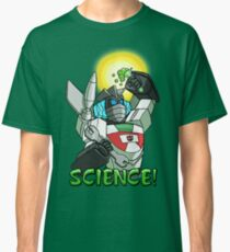 Wheeljack SCIENCE! Classic T-Shirt