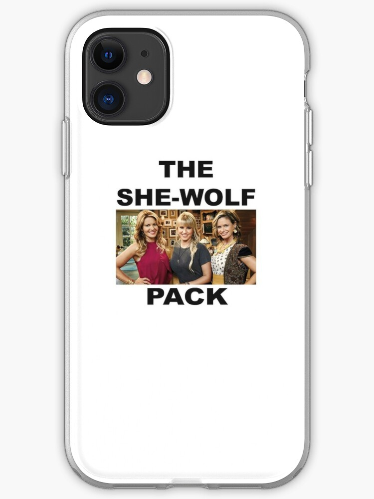 Wolf Pack iPhone 11 case