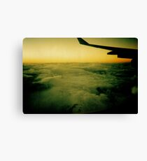 away Canvas Print