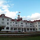 The Stanley Hotel by Forget-me-not