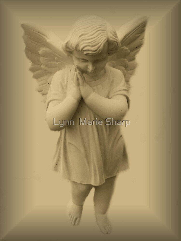 Little Angel by Marie Sharp