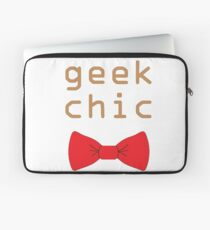 Geek Chic Laptop Sleeve