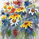 Blumen-Symphonie von bevmorgan