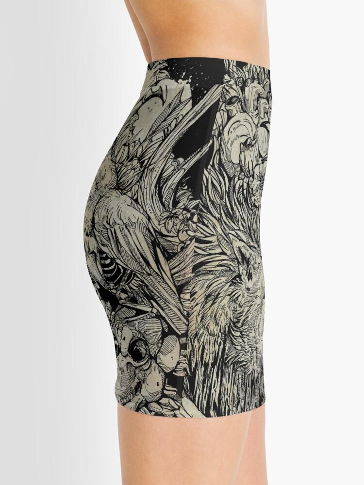 Alternate view of Do Us Part Mini Skirt