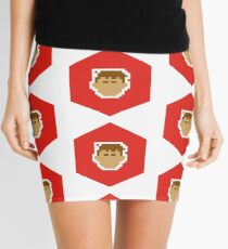 Retro Danny Vasquez Mini Skirt